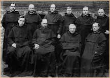 The Province's first Chapter, or meeting, was held in May 1890. These delegates passed a resolution that postulants must know Latin before entering the community.